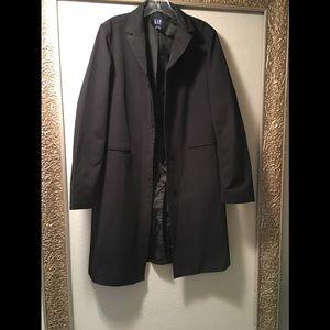 Black Gap Trench Coat